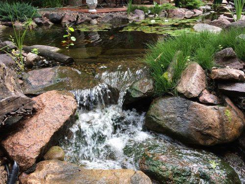 WaterScape Designs Custom Built Waterscape
