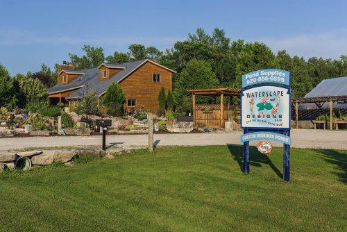 WaterScape Designs Pond Supplies Store
